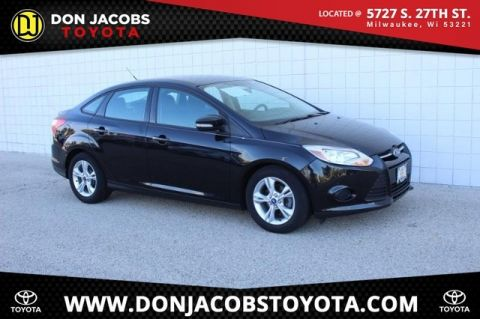 Pre-Owned 2013 Ford Focus SE FWD 4D Sedan