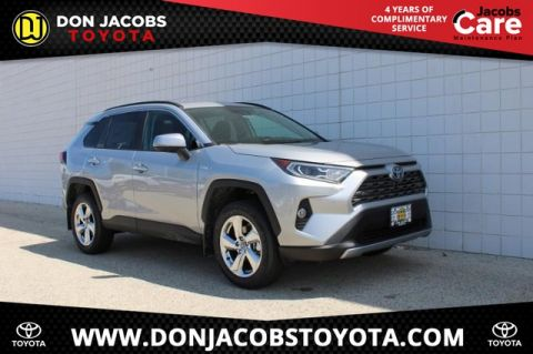New 2020 Toyota RAV4 Limited All Wheel Drive Sport/Utility