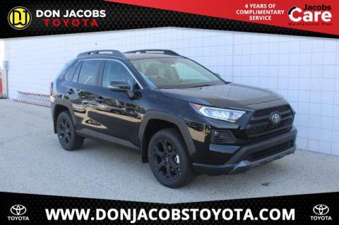 New 2020 Toyota RAV4 TRD Off Road All Wheel Drive Sport/Utility