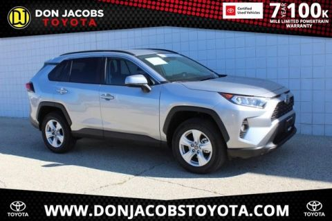Certified Pre-Owned 2020 Toyota RAV4 XLE AWD 4D Sport Utility