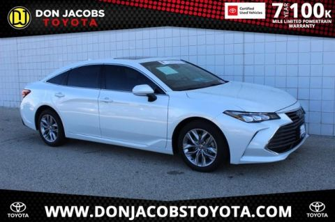 Certified Pre-Owned 2020 Toyota Avalon XLE FWD 4D Sedan