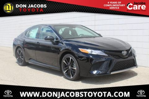 New 2020 Toyota Camry XSE All Wheel Drive Four-Door Sedan