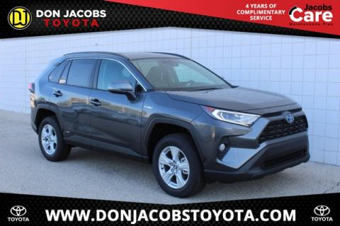 New 2020 Toyota RAV4 XLE All Wheel Drive Sport/Utility