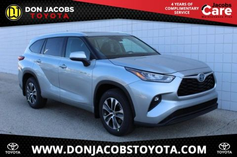 New 2020 Toyota Highlander Hybrid XLE All Wheel Drive Sport/Utility
