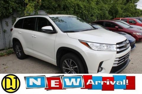 Pre-Owned 2018 Toyota Highlander AWD 4D Sport Utility