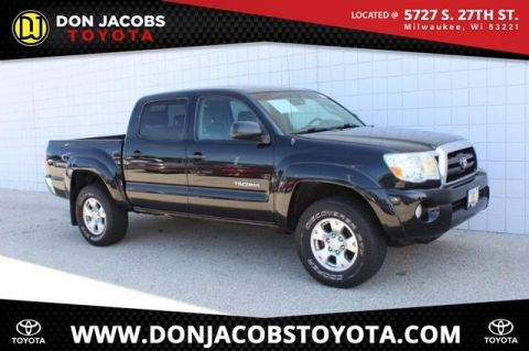 Pre-Owned 2008 Toyota Tacoma Base 4WD 4D Double Cab