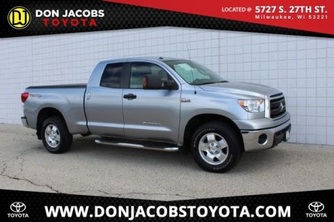 Pre-Owned 2013 Toyota Tundra Grade 4WD 4D Double Cab