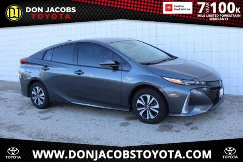 Certified Pre-Owned 2019 Toyota Prius Prime Premium FWD 5D Hatchback