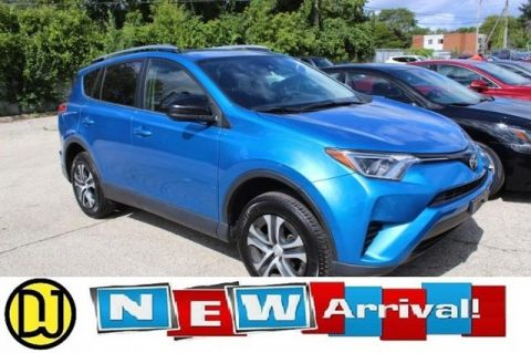 Pre-Owned 2018 Toyota RAV4 LE AWD 4D Sport Utility