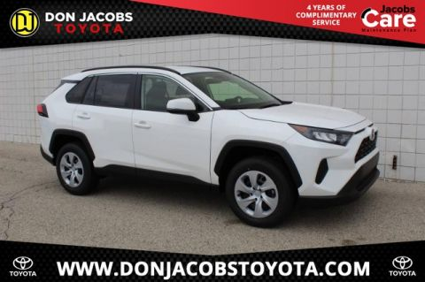 New 2020 Toyota RAV4 LE All Wheel Drive Sport/Utility