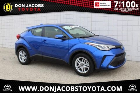 Certified Pre-Owned 2020 Toyota C-HR LE FWD 4D Sport Utility