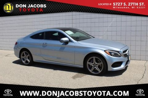 Pre-Owned 2018 Mercedes-Benz C-Class C 300 4MATIC® 2D Coupe